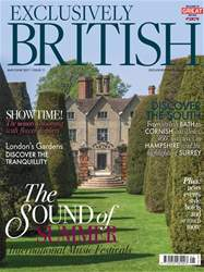 Exclusively British issue Exclusively British