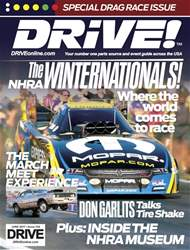 Drive issue June 2017