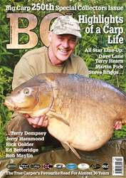 Big Carp Magazine issue Big Carp 250