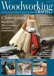 Woodworking Crafts Magazine issue May 2017