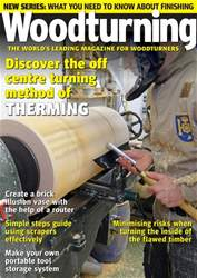 Woodturning issue May 2017