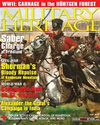 Military Heritage issue May 2017
