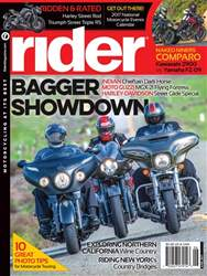 Rider Magazine issue June 2017