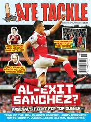 Late Tackle Football Magazine issue Late Tackle Football Magazine