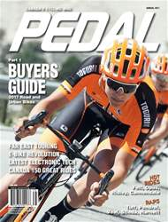 Pedal Magazine issue Annual 2017