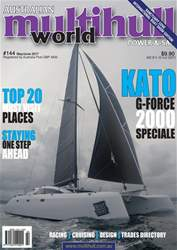 Multihull World issue May/June 2017