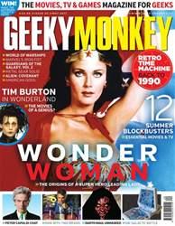 Geeky Monkey issue Geeky Monkey 020