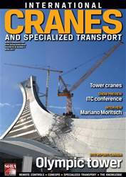 Int. Cranes & Specialized Transp issue Int. Cranes & Specialized Transp