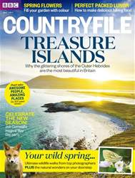 Countryfile Magazine issue May 2017