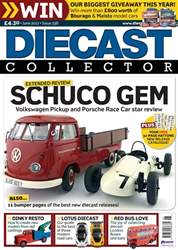 Diecast Collector issue June 2017