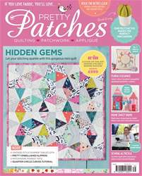 Pretty Patches Magazine issue Issue 35
