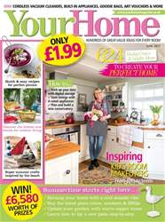 Your Home Magazine issue June 2017