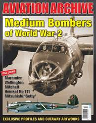 Aeroplane Collector's Archive issue Issue 31: Medium Bombers of World War 2