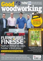 Good Woodworking issue May 2017