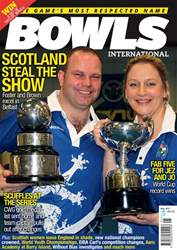 Bowls International issue  May 2017