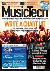 MusicTech issue May 17