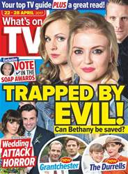 What's on TV issue 22nd April 2017