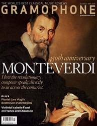 Gramophone issue May 2017