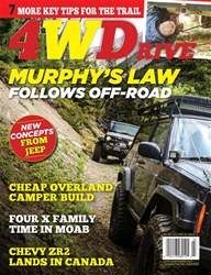Four Wheel Drive issue Vol 19 Issue 3