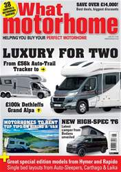 What Motorhome issue June 2017