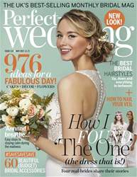 Perfect Wedding issue May 2017