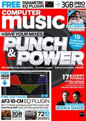 Computer Music issue June 2017