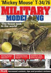 Military Modelling Magazine issue Vol47 No5