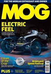 MOG Magazine issue MOG Issue 62 - May 2017