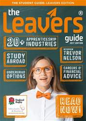 The Leavers Guide issue The Leavers Guide