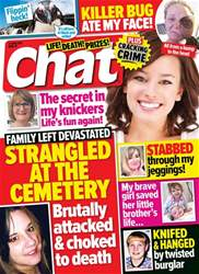Chat issue 27th April 2017