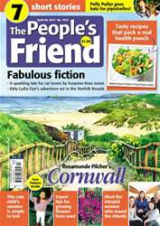 The People's Friend issue 29/04/2017