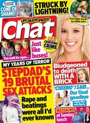 Chat issue 4th May 2017