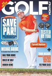 Golf Monthly issue June 2017