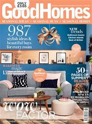GoodHomes Magazine issue June 2017