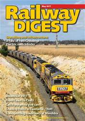 Railway Digest issue Railway Digest