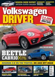 Volkswagen Driver issue May 2017