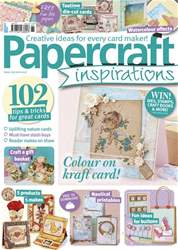 Papercraft Inspirations issue June 2017