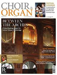 Choir & Organ issue May - June 2017