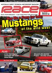 Race Magazine issue Issue 46