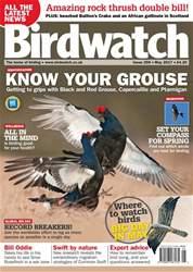 Birdwatch Magazine issue May 2017