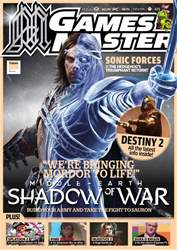 GamesMaster issue May 2017
