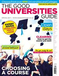 Independent School Parent issue The Good Universities Guide 17