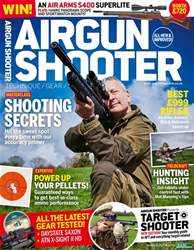 Airgun Shooter issue June 2017
