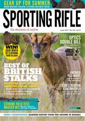 Sporting Rifle issue June 2017