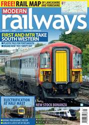 Modern Railways issue  May 2017