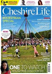 Cheshire Life issue May-17