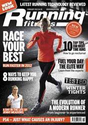 Running issue Your Best Race February 2012