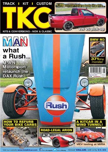 totalkitcar Magazine/tkc mag Preview