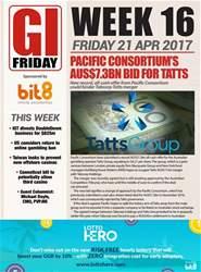 The Gambling Insider Friday issue The Gambling Insider Friday