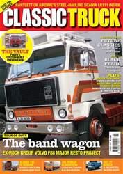 Classic Truck issue Classic Truck